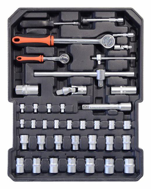 897cc59c6effd Kufor náradie 186 dielov, AL konštrukcie, KRAFT MAN   Tuning-in.sk