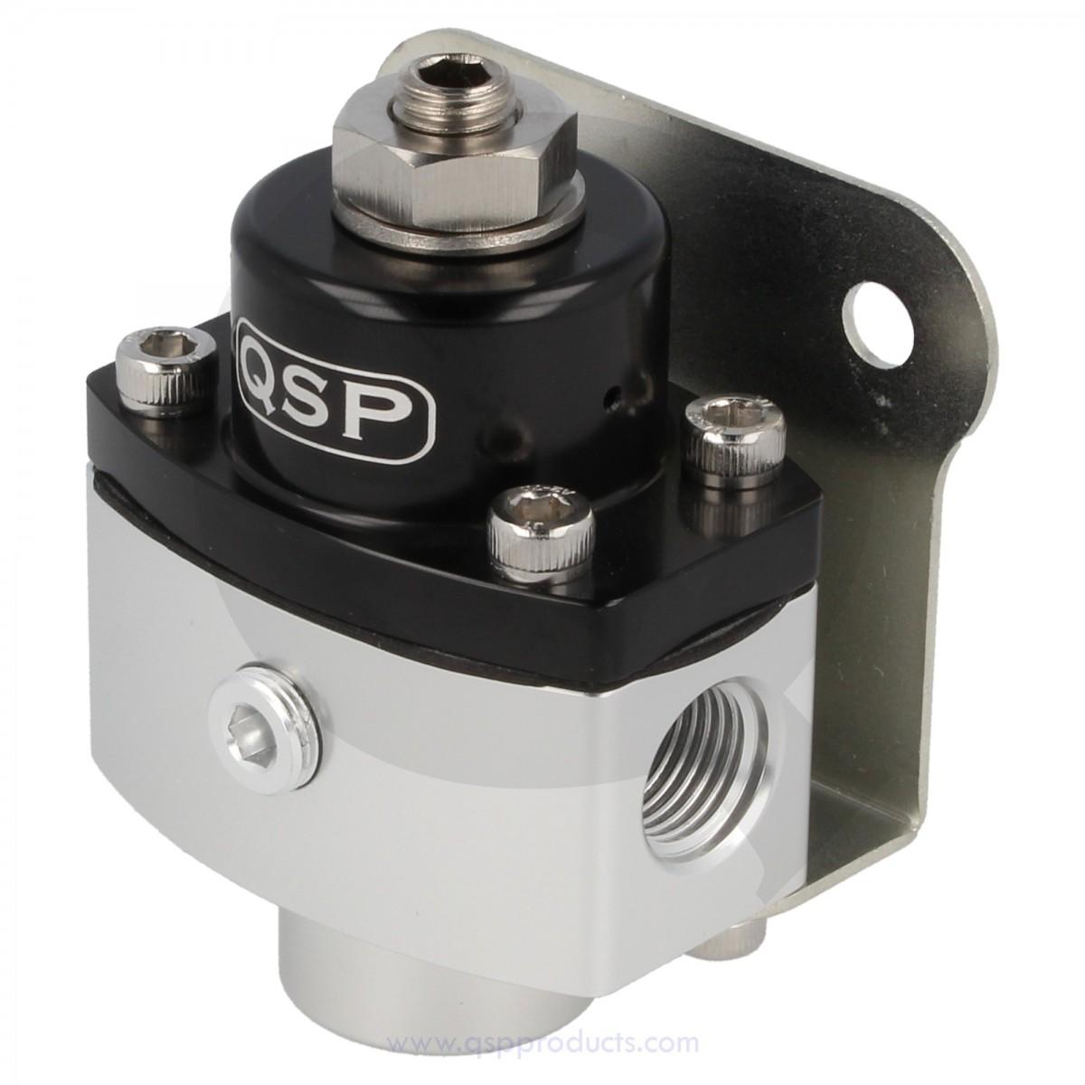 Pripojiť regulátor tlaku paliva
