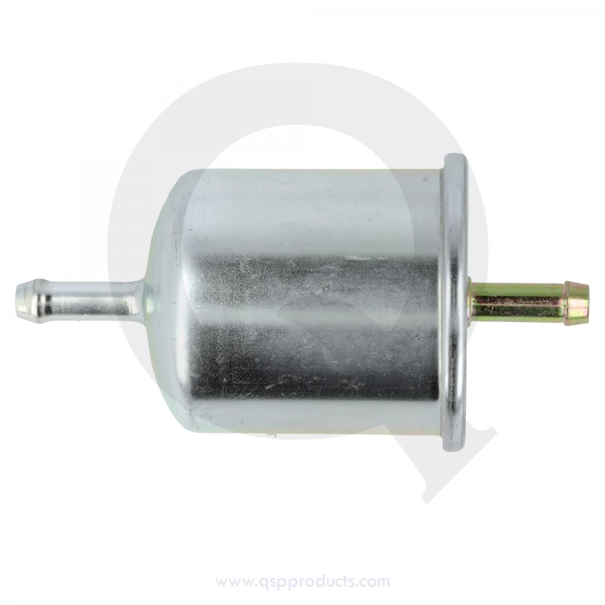 2195cb4350878 QSP - plechový palivový filter 8mm   Tuning-in.sk