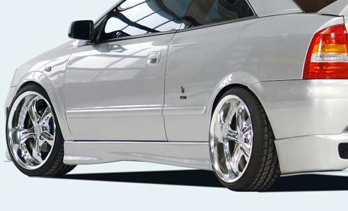 1c1ff402ddbb OPEL ASTRA G Coupe - Sada bočných prahov
