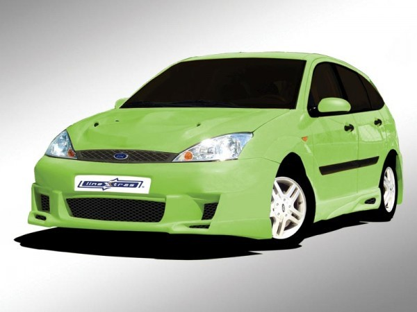 Kompletný body kit Ford Focus 01-04 - MATRIX