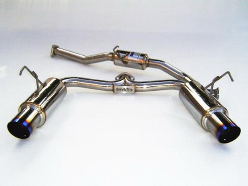 S2000 - Cat Back System N1 od INVIDIA