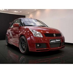 Kompletný body kit Suzuki Swift 04-10