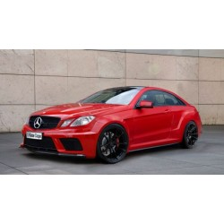 MERCEDES E-Klasse W212 Coupe Komplet Body kit Black Series