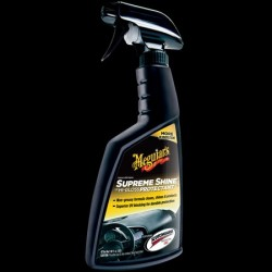 Meguiars Supreme Shine Vinyl & Rubber Protectant - 450 ml