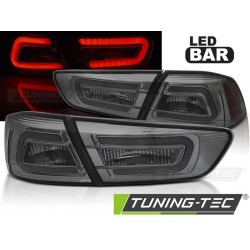 MITSUBISHI LANCER 8 SEDAN 08-11 SEDAN - zadné LED svetlá dymová LED BAR