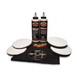 Meguiar 's DA Microfiber Correction System Kit 5