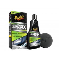 Meguiar 's 3-in-1 Wax - leštenka s voskom 3 v 1, 473 ml