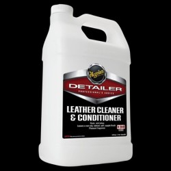 Leather Cleaner & Conditioner 3.78 l