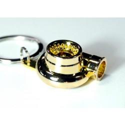 Prívesok na kľúče - turbo zlaté bbd0cf4bfa4